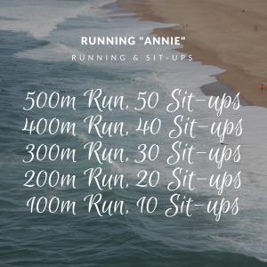 running annie
